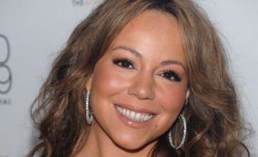 Mariah Carey's new pink Porshe and bouncy birthday surprise