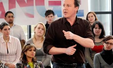 40 days to win election: Cameron