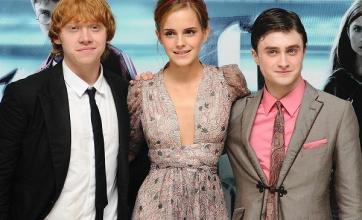Potter stars aged for final film