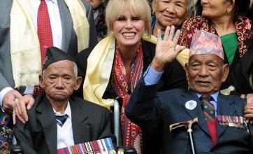 Brown in Gurkha apology to Lumley
