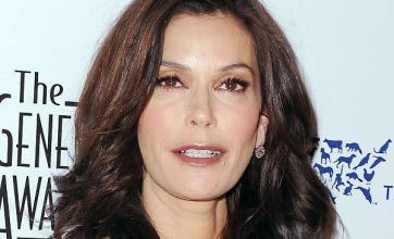 Teri Hatcher launching website