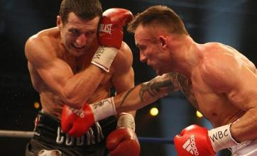 Froch beaten by Kessler