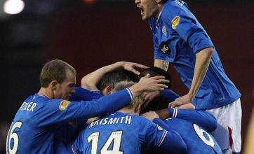Lafferty shines in Gers win
