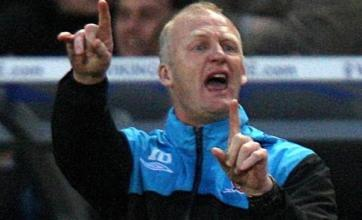 Dowie downcast after defeat