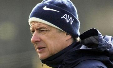 Wenger: Van Persie raring to get back