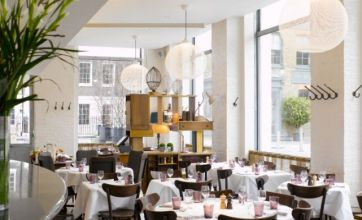 Bistrot Bruno Loubet is causing a stir at The Zetter in St John's Square