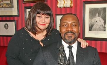 Lenny Henry and Dawn French split is 'entirely amicable'