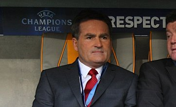 Richard Keys mocks Theo Walcott live on Sky after thinking his mic was off