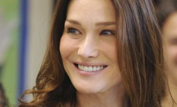 Carla Bruni's spying is denied – by spy chief