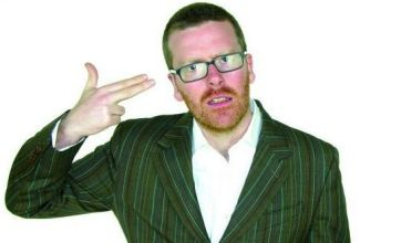 After Frankie Boyle's Down's syndrome storm: Scottish comedian's most controversial jokes
