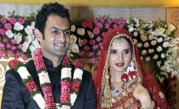 Sania Mirza and Shoaib Malik marry days after divorce