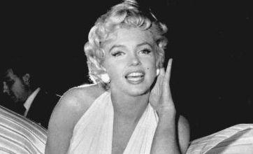 Marilyn Monroe stripped down in X-ray