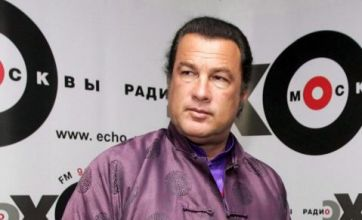 Steven Seagal 'had sex slaves on call 24/7'