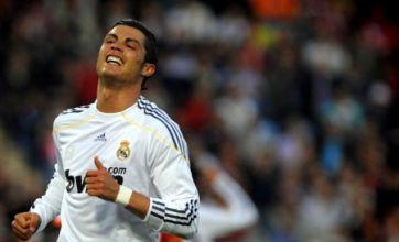 Celebrity Face Off: Cristiano Ronaldo vs. Wayne Bridge