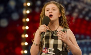 Chloe Hickinbottom favourite to win Britain's Got Talent