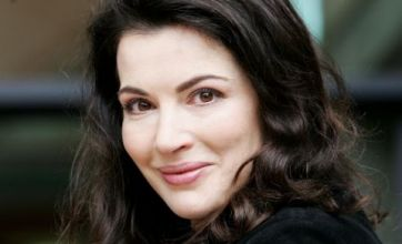 Nigella Lawson: 'I'd love to be tall, thin and blonde.'