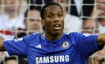 Didier Drogba to make groin injury decision