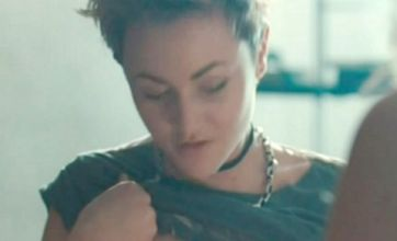 Heather Graham and Jaime Winstone share lesbian sex scene