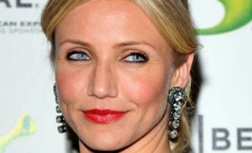Cameron Diaz glows at Shrek Forever After premiere