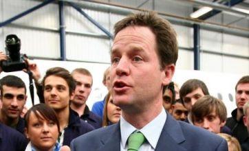 Nick Clegg is Facebook users' favourite in second TV leaders' debate