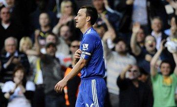 Frank Lampard defends John Terry ahead of Chelsea's 'vital weekend'
