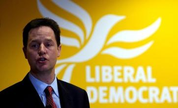 Clegg brands Brown plan a 'gimmick'