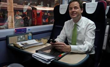 Lib Dems offer real change – Clegg