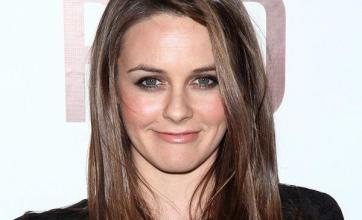 Alicia Silverstone gets Buttered up