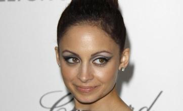 Nicole Richie tries to be green