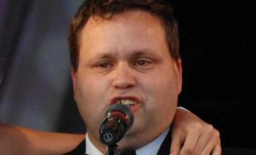 Vaughn: Paul Potts movie scrapped