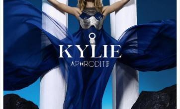 'Goddess' Kylie announces new album