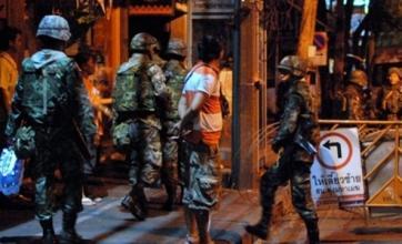 "Thai protestors plan to ""keep on fighting"""