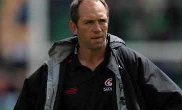 Brendan Venter appeals against Saracens touchline ban