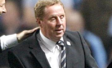 Redknapp hails England quartet
