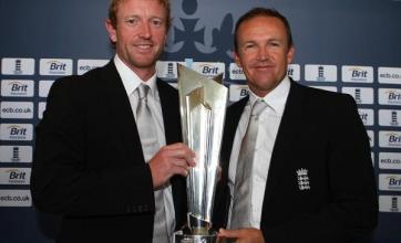 Collingwood: Strauss paved way for T20 win