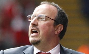 Benitez to discuss Anfield future