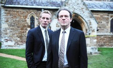 Lewis: Worth sticking with for Laurence Fox alone