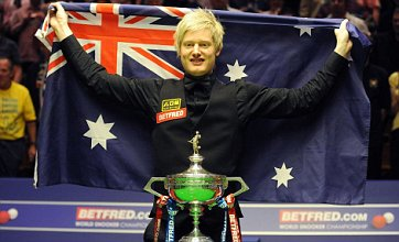 Neil Robertson clinches marathon world champs win over Graeme Dott