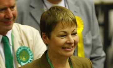 Green Party make election history with first MP after Brighton win for Caroline Lucas