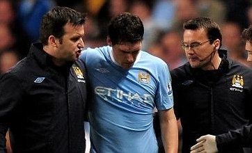 Gareth Barry facing World Cup heartache after ankle injury nightmare