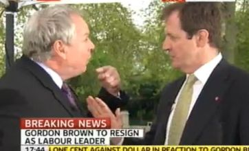 Alastair Campbell hits back at Adam Boulton's 'pathetic temper tantrum'