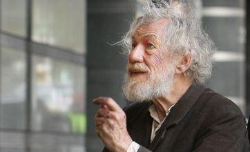 Sir Ian McKellen mistaken for tramp during theatre rehearsals