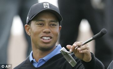 Golf reporter makes Tiger Woods 'bulging d**k' gaffe