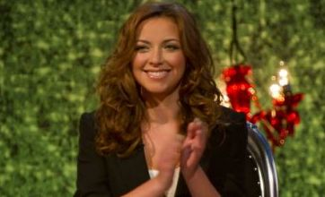 Has Charlotte Church taken her rapid weight loss too far?