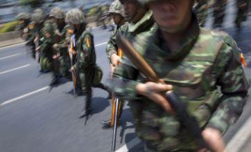 Bangkok bloodshed: One dead, three journalists shot