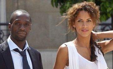 Football star 'astonished' over model's suicide bid