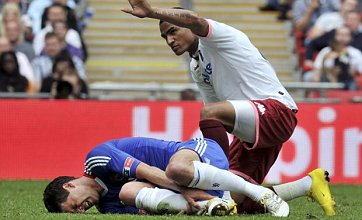 Kevin-Prince Boateng 'public enemy no.1' in Germany over Ballack tackle