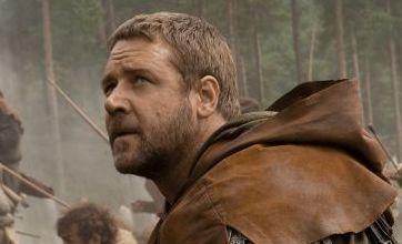 Robin Hood shoots to No 1 at UK box office