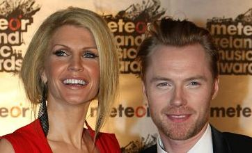 Ronan Keating and wife Yvonne have announced their 'separation'