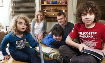 Outnumbered just didn't do the funny business